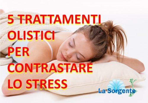 Foto 5 trattamenti olistici per contrastare lo stress