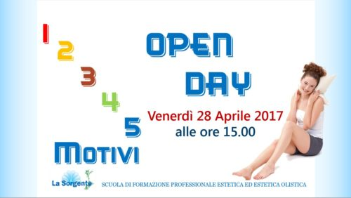 Banner Open day scuola 04-2017
