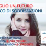 Voglio un Futuro ricco di soddisfazioni