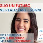 Voglio un Futuro dove realizzare i sogni