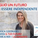 Voglio un Futuro per essere indipendente